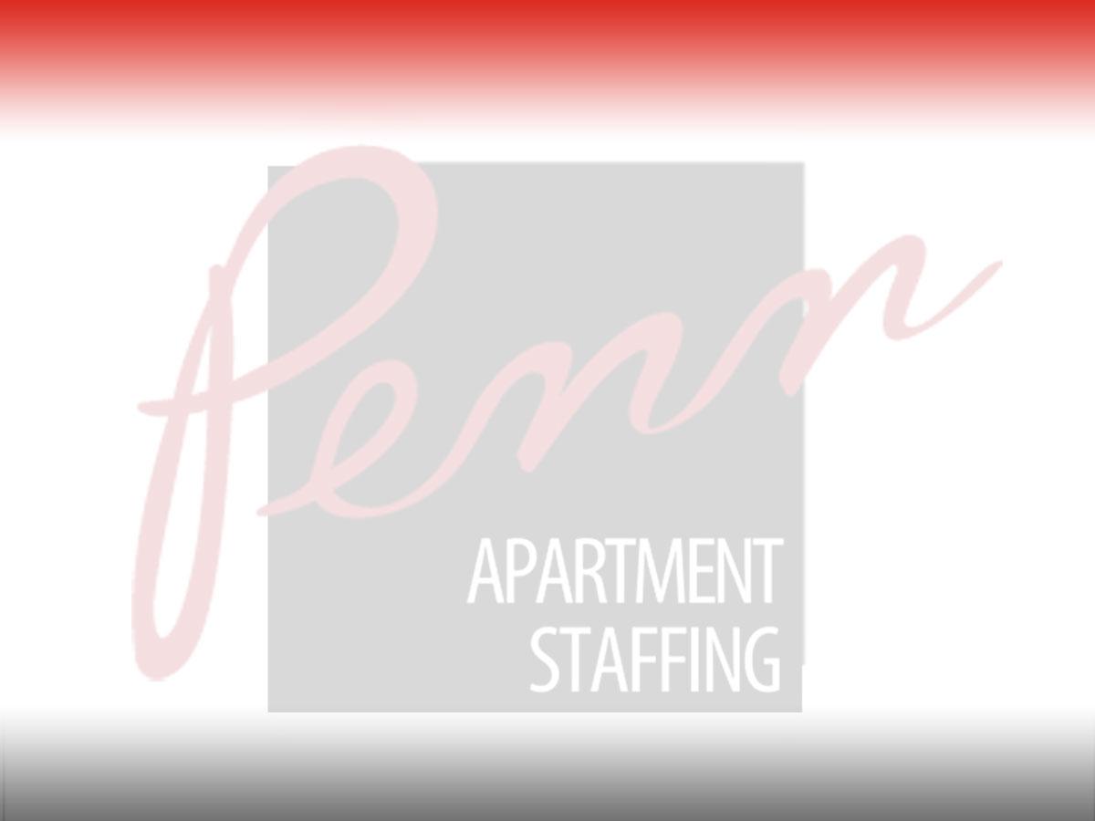 Penn Apartment Staffing Houston Tx